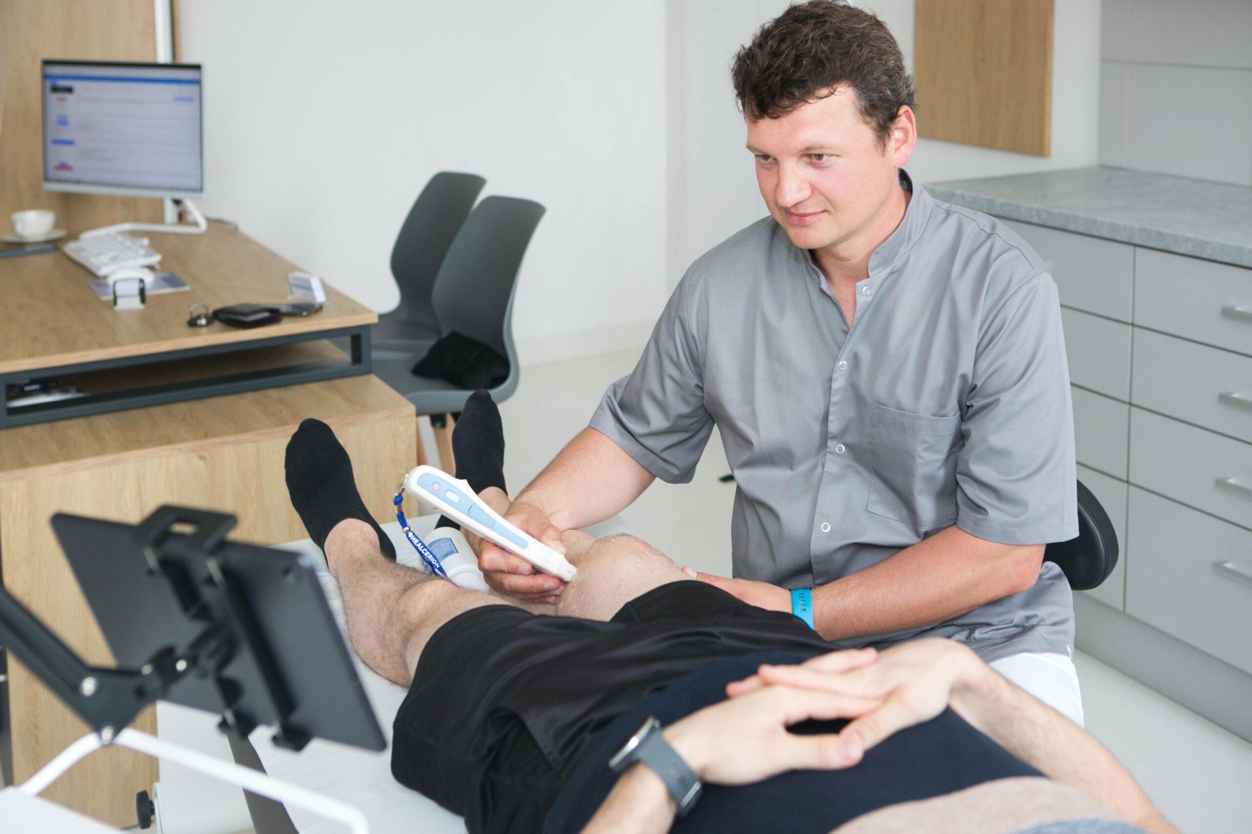 wizyta ortopedyczna